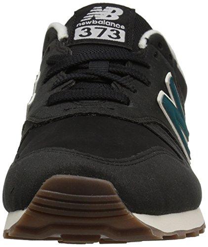 New Balance 373, Sneaker Uomo Nero (noir Bys)