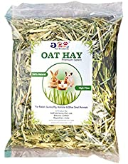 JiMMy Oat Hay Select for Rabbit, Guinea Pig & Hamster 400 Grams