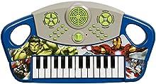 Marvel Vengadores Órgano electrónico musical para niños