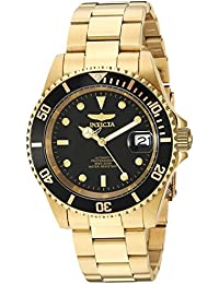 Invicta Pro Diver Men's Analogue Classic Automatic Watch with Stainless Steel Bracelet – 8929OB