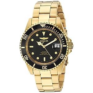 Invicta 8929OB Pro Diver – Reloj de pulsera unisex de acero inoxidable,