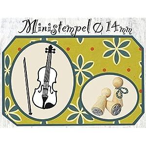 Stempel Geige