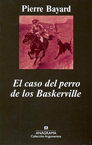El caso del perro de los Baskerville (Argumentos)