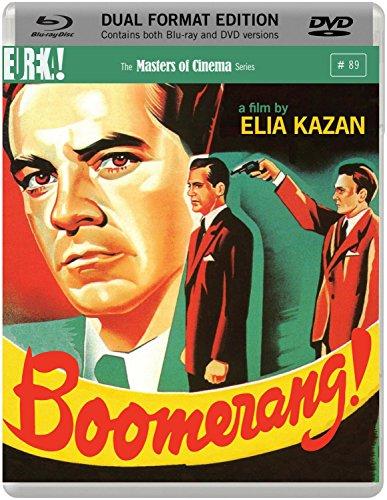 Boomerang! (Masters of Cinema) (Dual Format Edition) [Blu-ray + DVD] [1947] [UK Import]