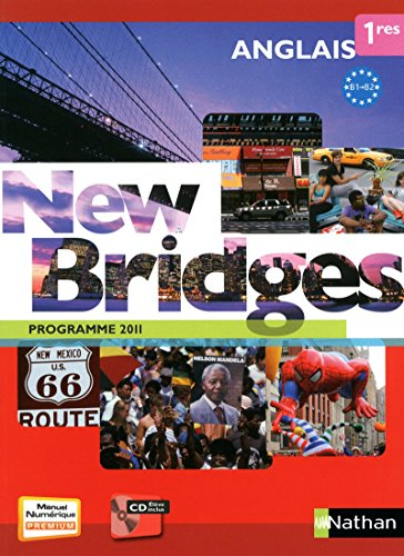 New Bridges 1re par Sylvie Persec