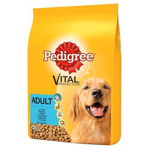 pedigree-dry-vital-protection-lamb-veg-15kg-106393