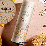 Best Thermos Light Vacuums - Frabble8 Double Wall 480ML Vacuum Insulated Travel Stainless Review