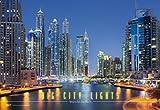 Big City Lights 2017 - Großstadtlichter - Bildkalender quer (50 x 34) - Reisekalender