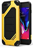Ringke MAX, Custodia protettiva per Apple iPhone 7 Plus e iPhone 8 Plus, Giallo (Bumblebee)