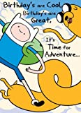 Adventure Time Birthday Card - Awesome Mate