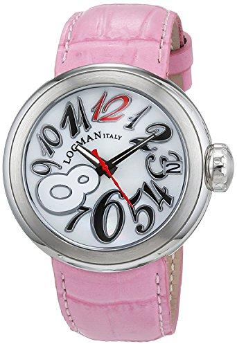 Locman Damen-Armbanduhr 34000MW0RDKPSW-PK