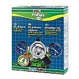 JBL ProFlora u001 63333 Armatur zur Druckminderung von CO2-Einwegflaschen für Aquarien