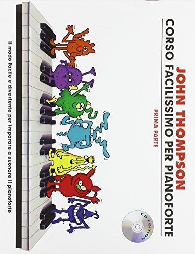 CORSO FACILISSIMO PIANO 1 +CD
