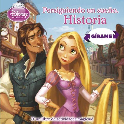 Princesas. Gírame: Persiguiendo un sueño. (Disney. Princesas) por Disney