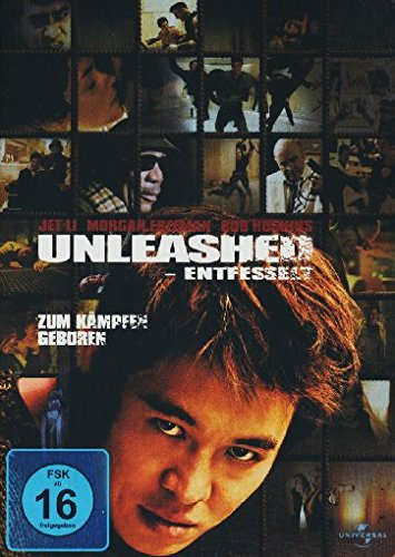 Unleashed - Entfesselt (limitierte Steelbook Edition)