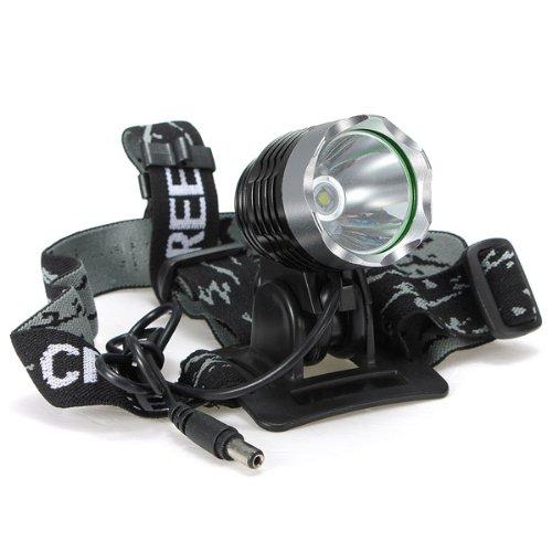 mondpalast @ one 1X CREE XM-L XML T6 LED Koplamp koplamp 2000 Lum SET Voor fiets fiets camping koplamp