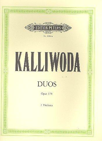 cfpeters-3-partiture-per-duetto-opus-178-per-due-violini-difficolt-molto-facile