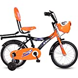 Hero Blaze Kid Zone 16T Single Speed Junior Cycle (Black/Orange)