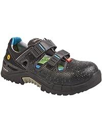 JALLATTE Jala Colon SAS S3?SRC Zapatos de Trabajo Business Guantes Plano Negro, Color Negro, Talla 47