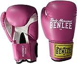 BENLEE Rocky Marciano Rodney Boxhandschuhe, Pink/White, 10 oz