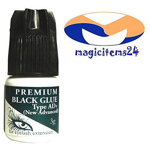 Magic Items Colle pour faux cils cils colle Sensitive Eyelash Glue
