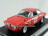 Alfa Romeo Giulia Sprint Gta 1965 Model Racing Car 1/43Rd Scale Mint Classic