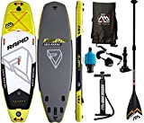 Aqua Marina RAPID 9.6 iSUP Sup Stand Up Paddle Board Wildwasser Flüsse Bäche