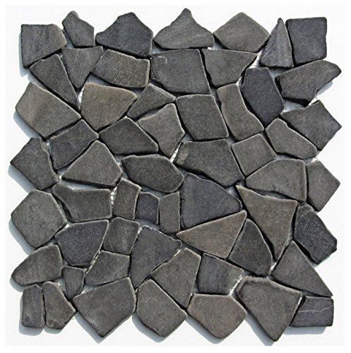 M-001 Marmor Stein-Mosaik Bruchstein Fliesen Lager Verkauf Herne NRW Naturstein Badezimmer Wand Boden Dekoration (Verkauf Dekorationen)