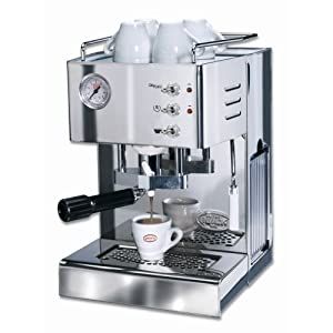 Hersteller Quick Mill 6000 Espressomaschine mit Siebträger