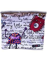 Tris&Ton bufanda para bebé niño niña invierno, braga de cuello (Trisyton)
