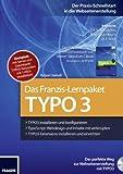 Das Franzis Lernpaket Typo 3 (PC + MAC) Bild