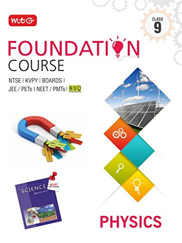 Physics Foundation Course for JEE/NEET/Olympiad - Class 9