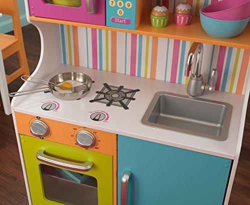 Kidkraft cucina giocattolo in legno per bambini bright