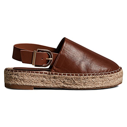 Marks & Spencer AUTOGRAPH T020235 Leather Flatform Espadrilles Insolia Flex® RRP £39.50...