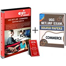 UGC NET/SET (JRF) - Commerce CD+Book