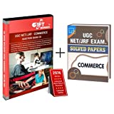 #4: UGC NET/SET (JRF) - Commerce CD+Book