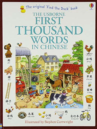 First Thousand Words in Chinese por Heather Amery