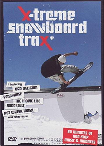 Preisvergleich Produktbild Various Artists - X-treme snowboard trax