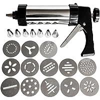 Pistolas para Hacer Galletas (22 Piezas)  - 25.5cm /10