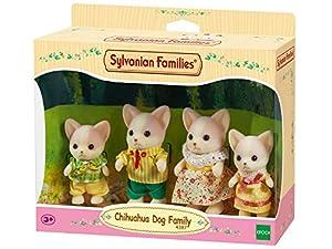SYLVANIAN FAMILIES Familia Perros Chihuahua (Epoch para Imaginar 4387)