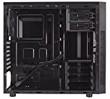Corsair CC-9011075-WW Carbide Series 100R Windowed Mid-Tower ATX Computer Case - Black