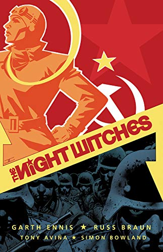The Night Witches por Garth Ennis