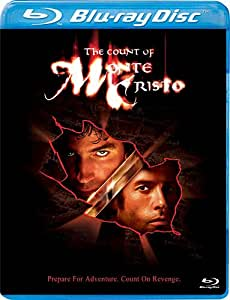 Count of Monte Cristo [Blu-ray] [2002] [US Import]