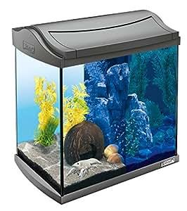 tetra aquaart discovery line led aquarium komplett set 30 liter anthrazit inklusive led. Black Bedroom Furniture Sets. Home Design Ideas