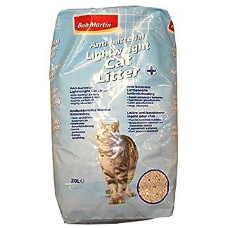 Bob Martin Anti Bacterial Lightweight Cat Litter, 20 Litre 512b0Zrh 2BoL