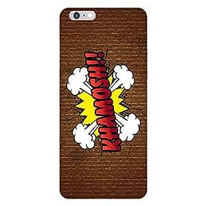 Bhishoom iPhone 6+ / 6s Plus - Premium Designer Printed Mobile Phone Case & Covers for iPhone 6 Plus / 6s+