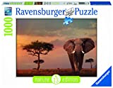 Ravensburger 15159 Elefant in Masai Mara National Park - 1000 Teile