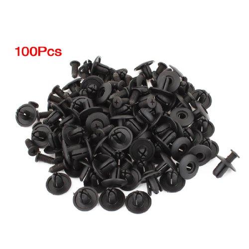 sodialr8-millimetri-diametro-foro-plastica-rivetti-fastener-parabordo-paraurti-push-pin-clips-x100