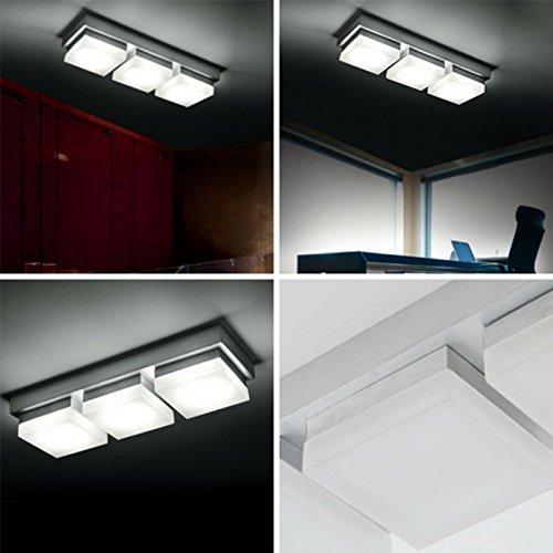 lieferadresse deutschland amazon schweiz cmyk 0209 3 leuchten led deckenspot 15w mit. Black Bedroom Furniture Sets. Home Design Ideas