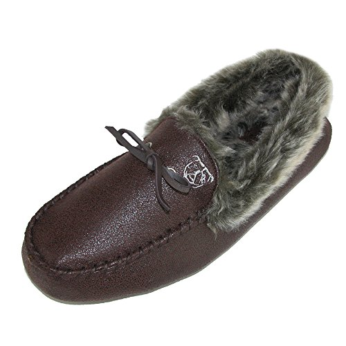 Ugly Me , Chaussons pour homme Marron